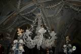 Chandelier of Bones, Kutna Hora