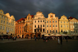 Storms Clouds above Staromestske, Prague