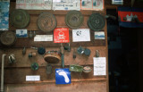 Land Mine Collection at Siem Reap