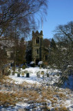 Stainforth Church, Yorkshire