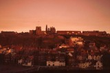 Whitby at Sunset, Yorkshire
