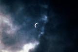 Partial Solar Eclipse 3