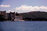 City Palace across Lake Picchola