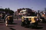 Auto Rickshaws at Paharganj, Delhi