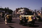 Auto Rickshaws at Paharganj, Delhi