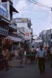 Main Bazaar in Paharganj, Delhi