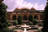 Courtyard of Amer Palace