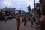 Indian-Nepalese border at Sonauli