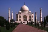 Taj Mahal in the Morning, Agra