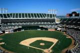 Baseball at Oakland Coliseum