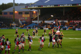 Rugby Union at Headingley in Leeds