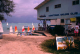 Rarotonga Sailing Club, Muri Beach