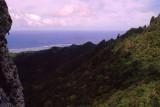 View South from Te Rua Manga