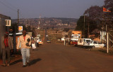 Swazi-South African Border