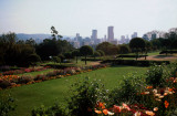 Gardens and Downtown Pretoria