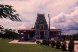 Hindu Temple in Nadi