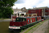 Canal Boat in Skipton