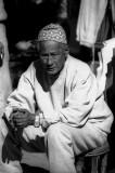Old Man on a Stool, Kathmandu