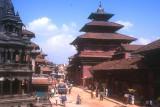 Durbar Square in Patan