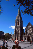 Wizard by Christchurch Cathedral
