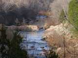 Silvermine Dam on the St Francis River