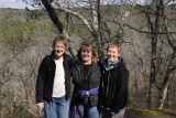 Some lovely ladies I met at the Hawn State Park while hiking.