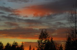 A Northwet sunset...............