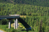 A bridge we crossed in AK