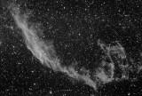 NGC 6992 Portion of Veil Nebula in Cygnus