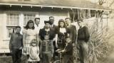 Roscoe and Dora Laws Family