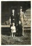 Carl, Hazel, Kent & Dot Warner