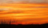 More February, 2007 sunset
