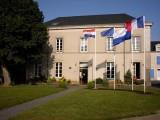 Gemeentehuis van Champigné / Le mairie de Champigné