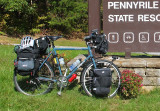 148  Rick - Touring Kentucky - Surly Long Haul Trucker touring bike