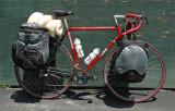 185  David - Touring Utah - Schwinn Super Sport touring bike