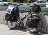 186  Aaldrik - Touring Iran - Ridgeback 604GX touring bike
