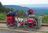 195  Ken - Touring Oklahoma - Fuji Touring touring bike