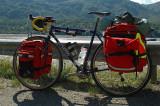 207  Rick - Touring Alaska - Waterford 1900 touring bike