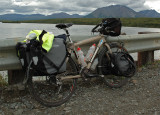 210  Nancy - Touring Alaska - Novara Safari touring bike