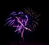 Infrared Fireworks