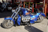 Boss Hoss Motorcycle