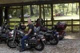 Me on my  Fatboy H-D