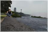 Finding my center - Niagara Falls, ON