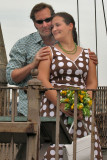 The Marriage of Christine Jones and Matthew Myers