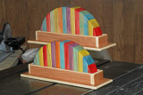 Rainbow Puzzles for Day Care Center
