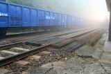 passing train at ¸¶»ç¿ª
