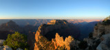 Panorama View From Cape Royal