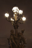 Alexandre III bridge lights