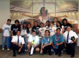 Moanalua's TIM visits HNLAQ