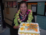 Aloha Lisa...You'll be missed!!!